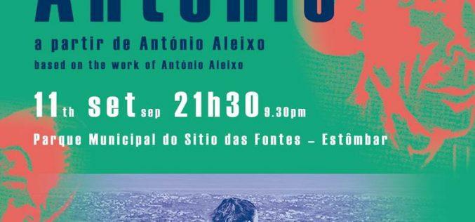 Rede Azul acoge el espectáculo «Dime, António», homenaje a António Aleixo