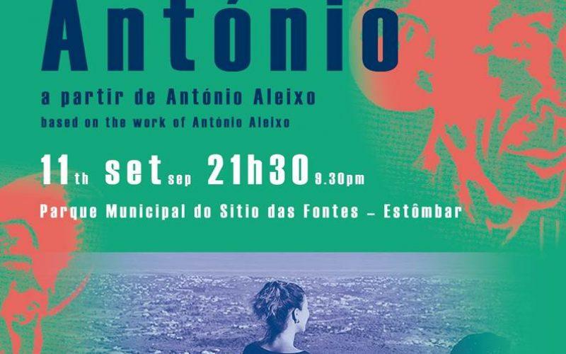 """Rede Azul apresenta o espectáculo """"Dime, António"""", uma homenagem a António Aleixo"""
