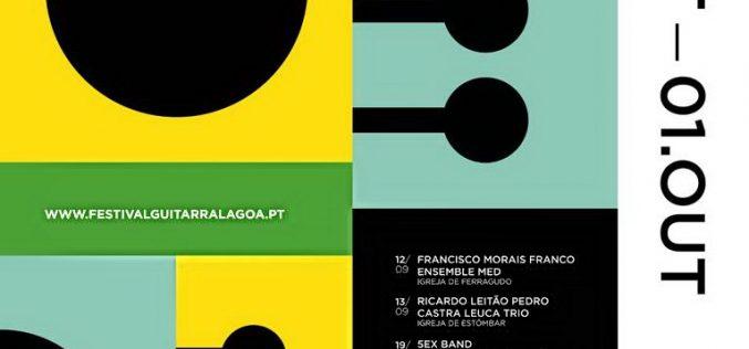 """Lagoa acoge el """"7º Festival Internacional de Guitarra"""""""