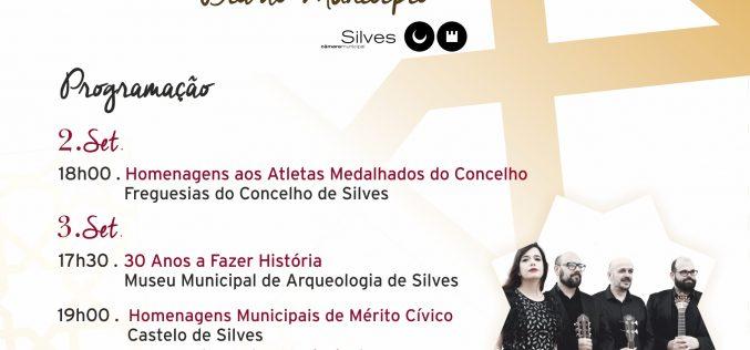 Silves celebra el día del municipio con diversas iniciativas