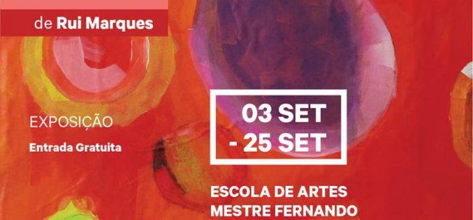 Rui Marques presenta su exposición «Con otros ojos»