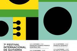 Lagoa celebra el VII Festival Internacional de Guitarra