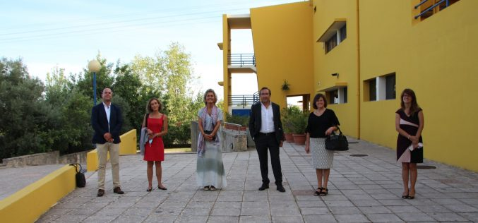 São Brás de Alportel inicia curso escolar con Escuelas libres de fibrocemento