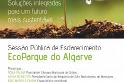 Silves participa en una sesión de aclaración sobre el Ecoparque do Algarve