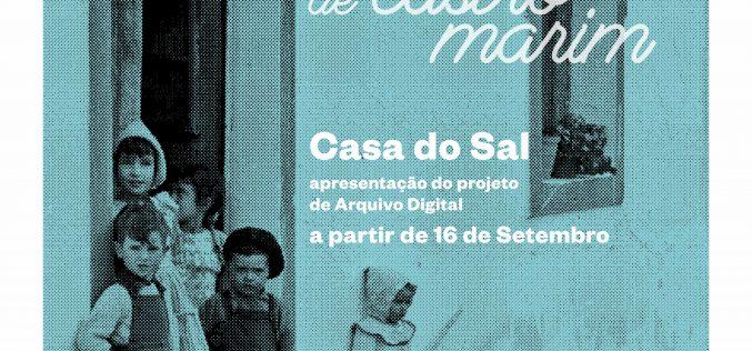 """""""100 Memórias"""" comienza con una exposición en Casa do Sal"""