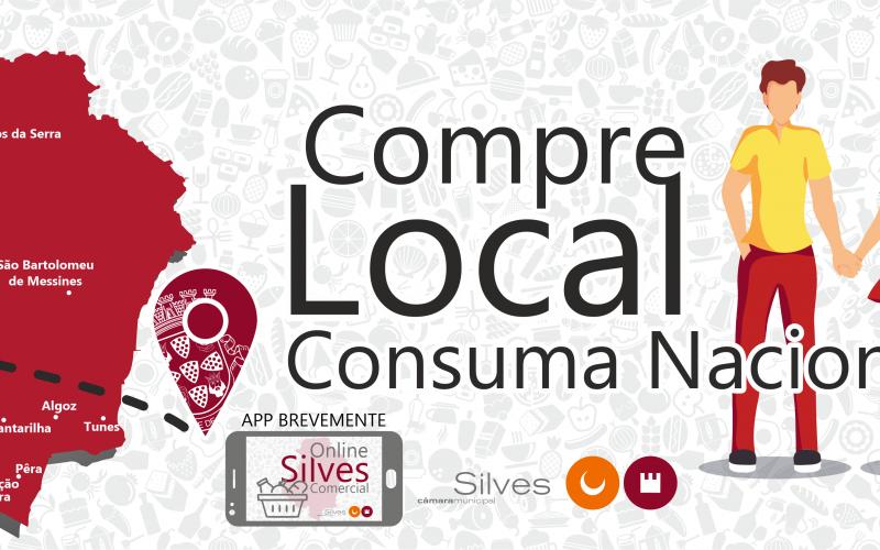 """Silves crea la campaña con el lema """"Compra local, Consuma nacional"""""""