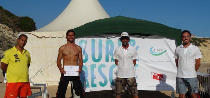 Surf y Rescate en Sagres