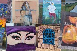 Silves cierra la tercera fase del proyecto de arte urbano