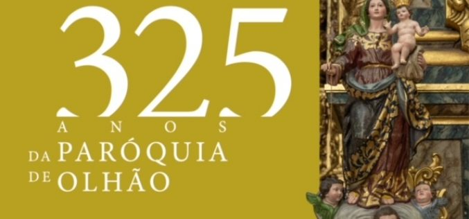 Olhão celebra 325 años de la Parroquia