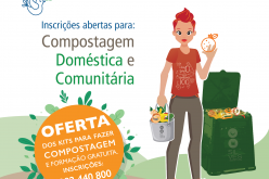 Silves entrega kits de compostaje