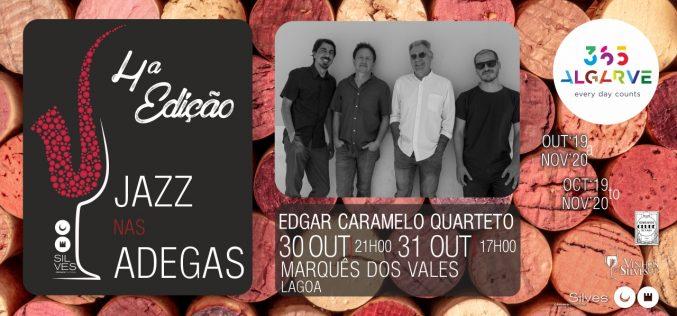Jazz en las Bodegas recibe al Cuarteto de Edgar Caramel