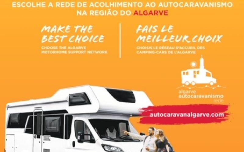 Algarve propone a las autocaravanas una red de espacios de acogida
