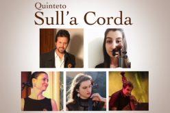 La Biblioteca de Olhão recibe a Quintet Sull'a Corda