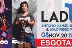 Lado B se une a António Manuel Ribeiro y João Pedro Pais