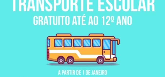Castro Marim financia el 100% de becas de transporte