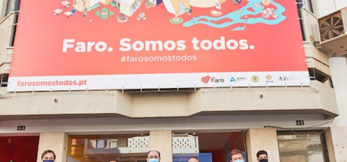 Faro somos todos es la campaña de navidad para fomentar el consumo en el comercio local