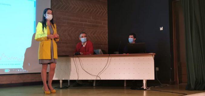 Cantaloupe Café anuncia el espectáculo con Vicky Vega & Mario Pousada