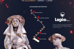 Lagoa presenta la VI edición Estatuas vivientes en Navidad