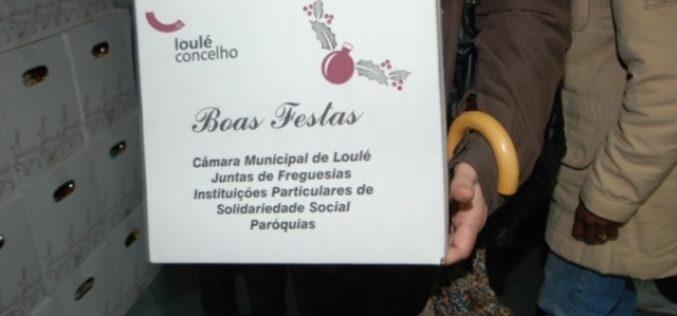 """Loulé leva """"um sorriso de natal"""" à população mais vulnerável"""