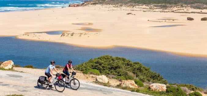 Turismo do Algarve lanza una nueva publicación para ciclistas