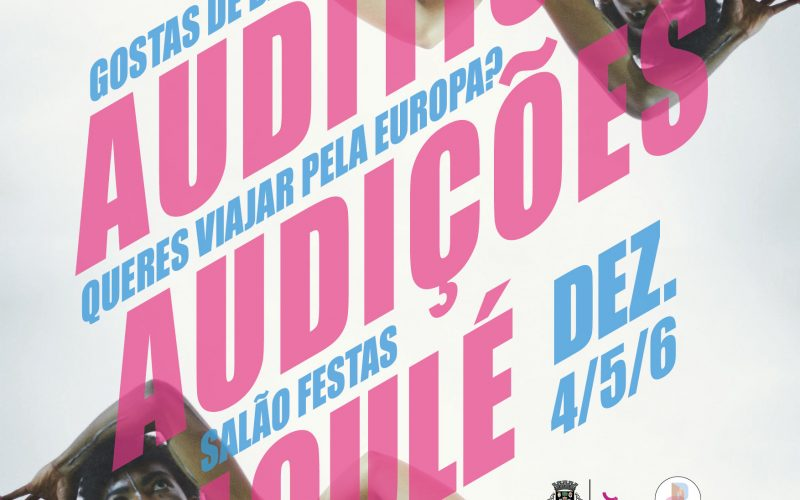 Loulé recibe audiciones para un proyecto de danza europea