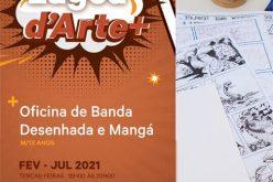 Lagoa presenta talleres de cómics y manga para jóvenes