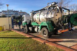 El parque escolar são-brasense se reforma durante el periodo de Navidad