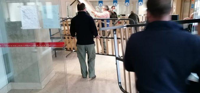Faro proporcionó 25 camas al centro hospitalario universitario de Algarve para pacientes Covid-19