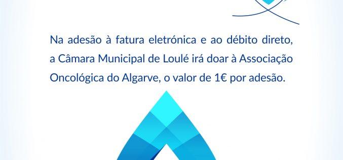 Loulé recauda cerca de 700 euros para la Asociación Oncológica del Algarve