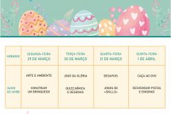 Semana Santa especial online para los niños de Castro Marim