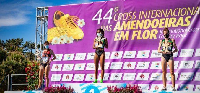 Atletas de Burundi y Etiopía ganan el 44º Cross Internacional de Açoteias