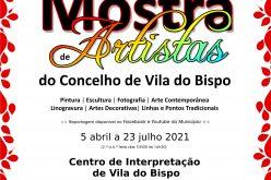Exposición de Artistas se abre en el Centro de Interpretación de Vila do Bispo