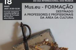 El Museo de Olhão promueve la formación de profesionales y docentes de la cultura