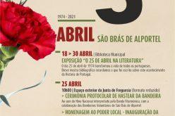 São Brás de Alportel celebra 47 años de la Revolución de los Claveles