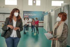 Comienza la vacunación masiva en Olhão