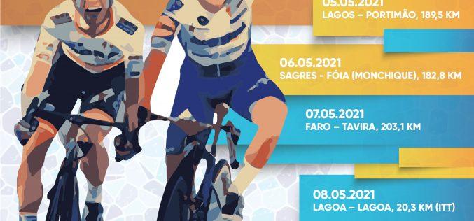 La salida de la 2a etapa de la 47a Volta ao Algarve trae a los mejores ciclistas a Sagres