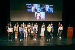 Lagos acogió la entrega de premios de la 15a edición del concurso literario Sophia de Mello Breyner Andresen