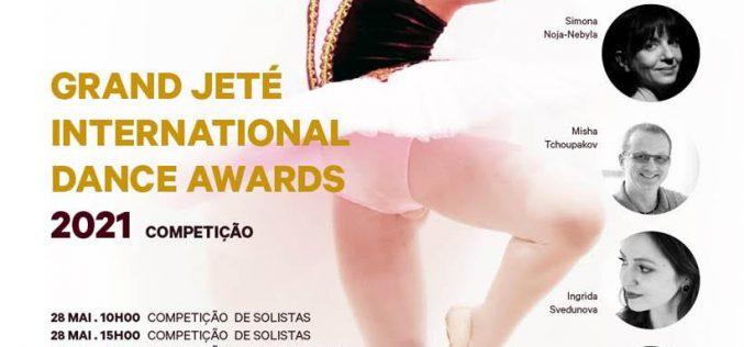 Los Premios Internacionales de Danza Grand Jeté regresan a Lagoa