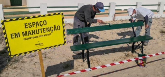 Las Playas de Olhão están listas para recibir turistas