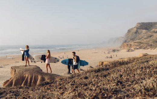 Algarve recibe el verano con la máxima fuerza