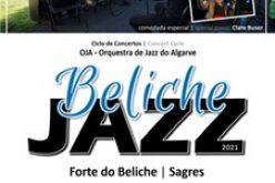 Forte do Beliche recibe el ciclo de conciertos de la Orquestra de Jazz do Algarve