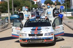 Carlos Martins gana el Rally Vila do Bispo 2021
