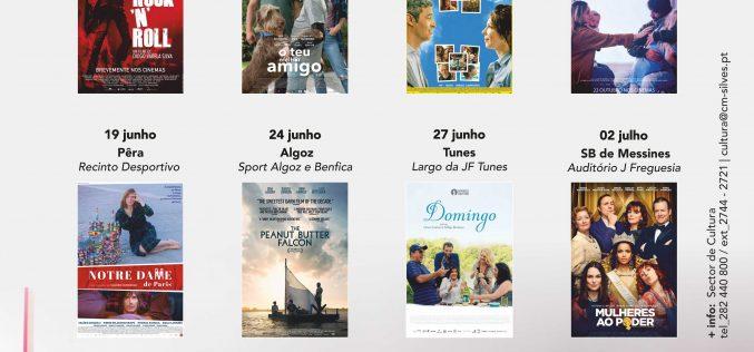 Silves organiza la 4ª edición del ciclo de cine al aire libre