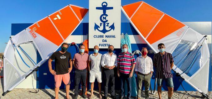 Olhão apoya al Clube Naval da Fuseta