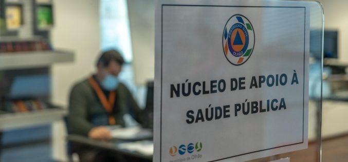 Olhão reactiva el Centro de apoyo a la salud pública