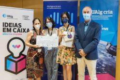 La Universidade do Algarve promueve el emprendimiento y anuncia los ganadores de Ideias em Caixa
