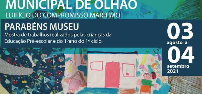 Pequeños artistas exhiben sus obras en el Museo