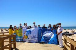 Castro Marim presume de Playas con Bandera Azul, Playa Accesible y Calidad Dorada