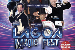 Lagoa recibe el Festival Internacional de Magia – Magic Fest 2021