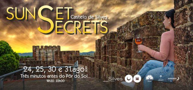 Sunset Secrets do Castelo cierra el mes de agosto